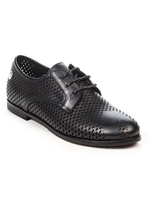 Туфли черные Mammamia 4915423