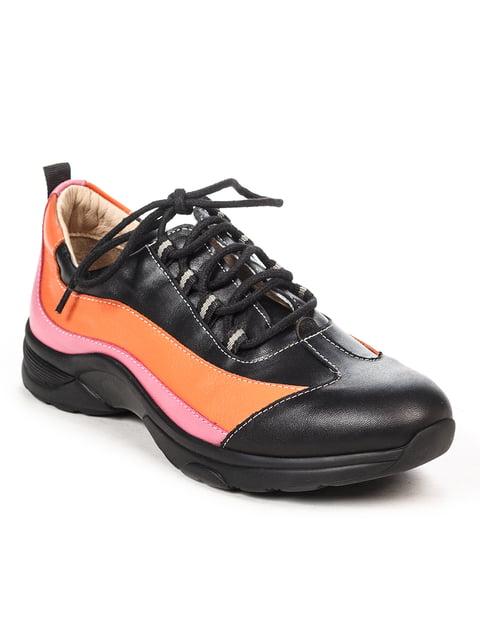 Кроссовки черные Guero 4915252