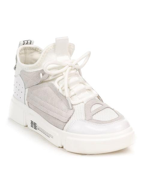 Кроссовки белые Lonza 4915238