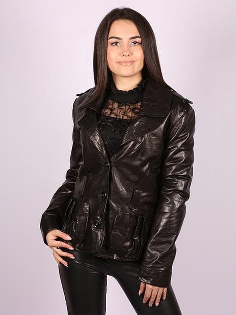 Куртка черная Jakko 5034448