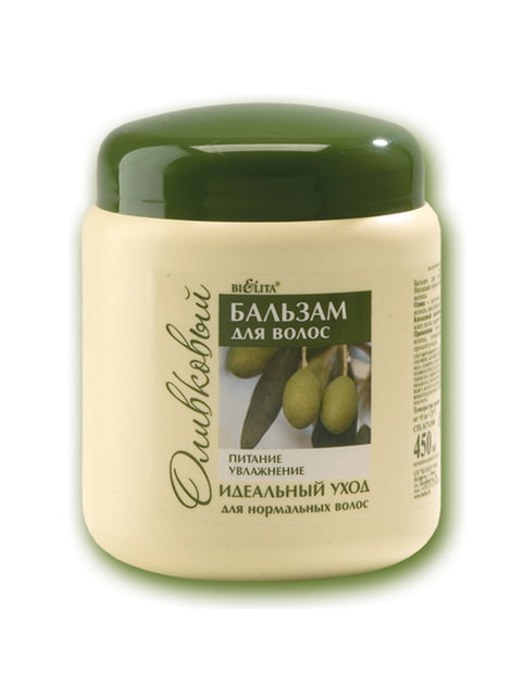 Бальзам для нормального волосся «Оливковий»(450 мл) Belita 2493309