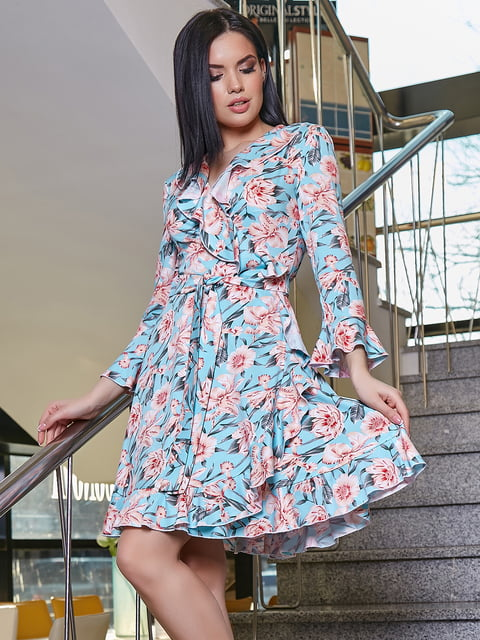 Сукня в квітковий принт Seventeen 5037669