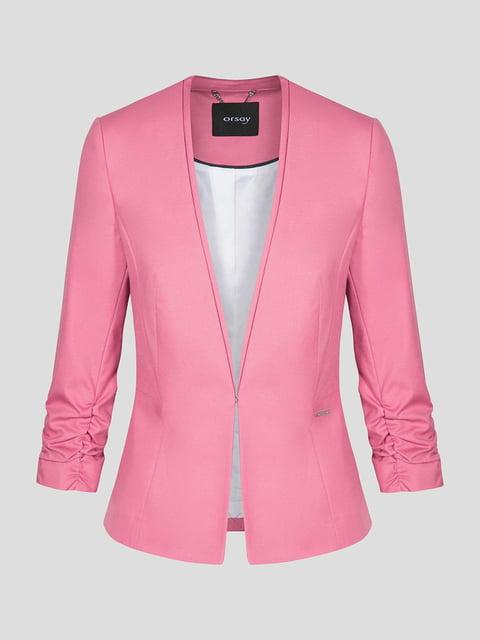 Жакет рожевий Orsay 5039328