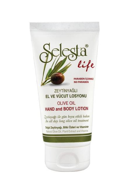 Лосьон для рук и тела с оливковым маслом Selesta 4986439