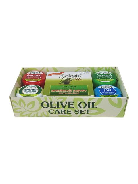 Набор для ухода за телом Selesta Life с оливковым маслом Selesta 4986486