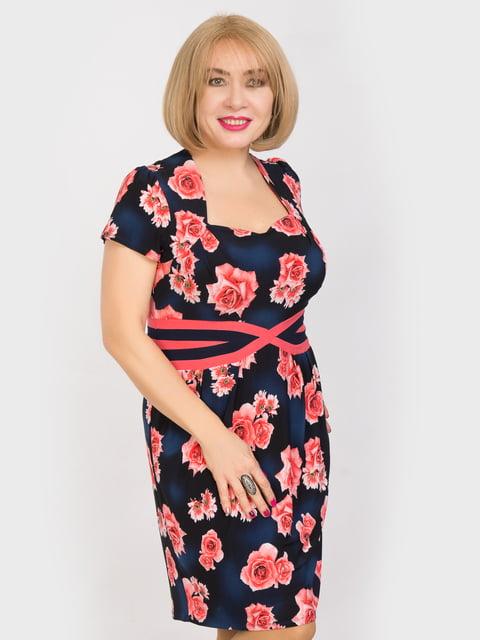 Сукня в квітковий принт LibeAmore 5044227