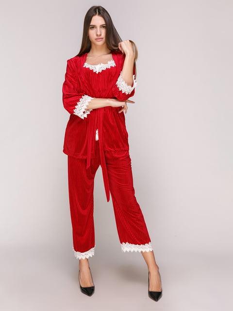 Пижама: майка, накидка и брюки NB 5029292