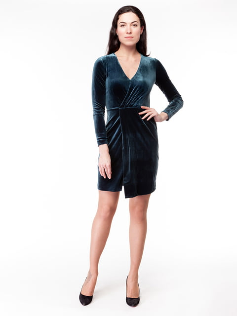 Сукня зелена H&M 5045641
