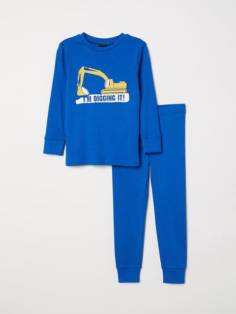 Піжама: джемпер і штани H&M 5046319