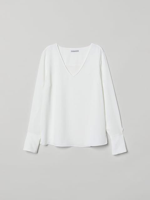 Блуза біла H&M 5046535