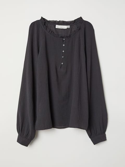 Блуза сіра H&M 5046844
