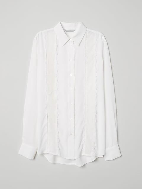 Сорочка біла H&M 5046944