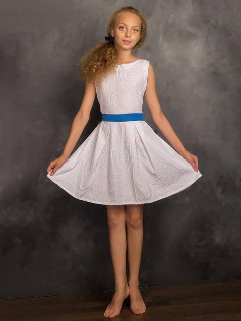 Платье белое Tashkan 5047777