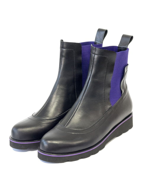 Ботинки черные Gino Figini 5043959