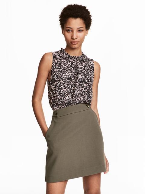 Блуза в принт H&M 5045272