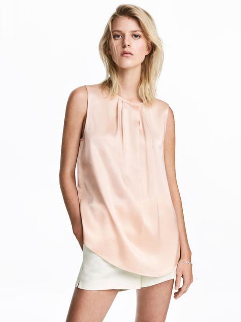 Блуза рожева H&M 5045352