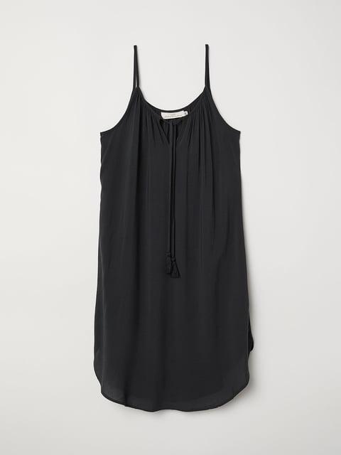 Платье черное H&M 5045377