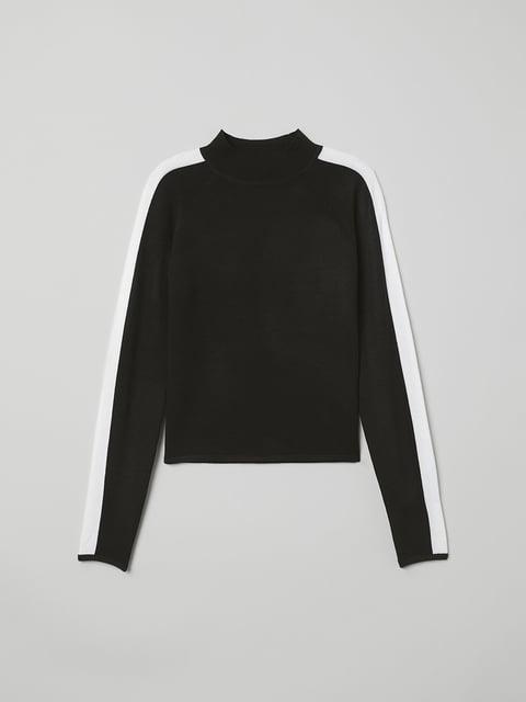 Джемпер черный H&M 5045710