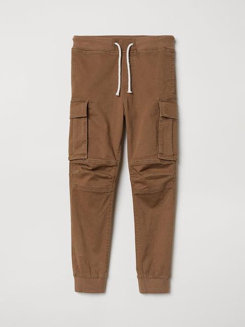 Штани коричневі H&M 5045712