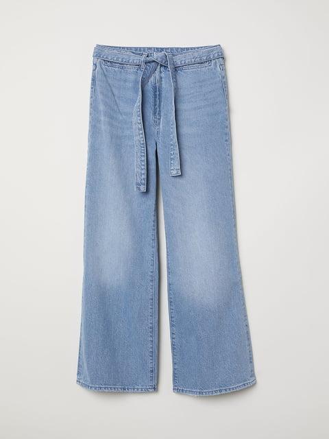 Джинсы голубые H&M 5045765