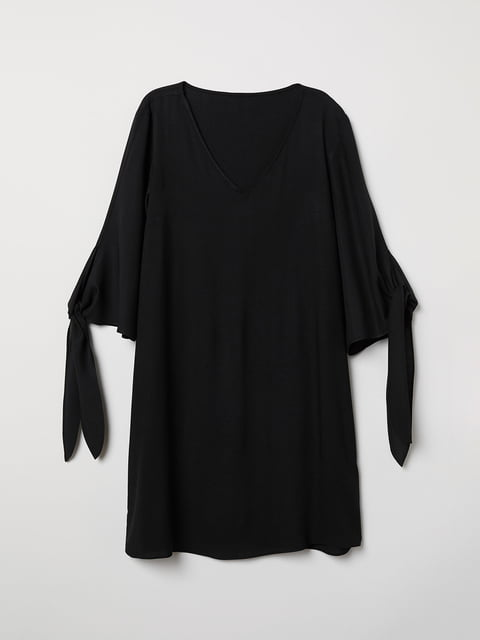 Платье черное H&M 5045913