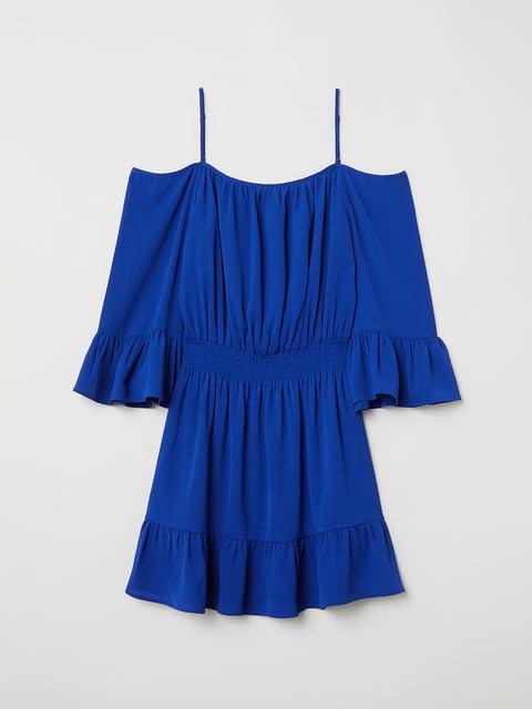 Сукня синя H&M 5046143
