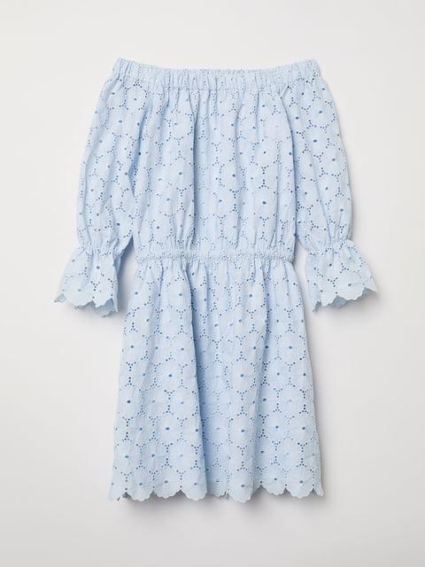 Сукня блакитна H&M 5046161