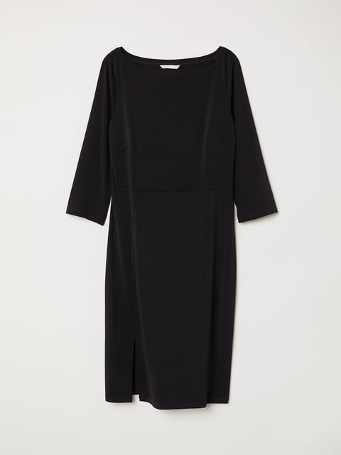 Платье черное H&M 5046287