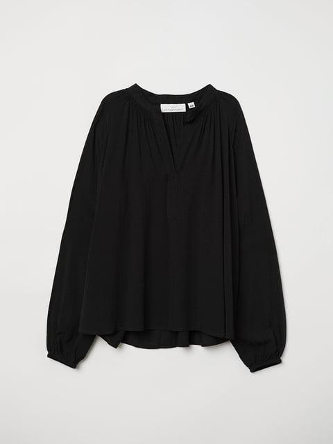 Блуза чорна H&M 5046345