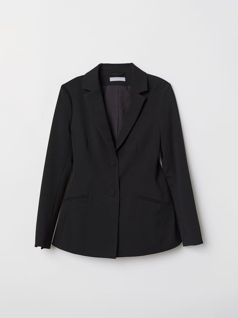 Жакет чорний H&M 5046530
