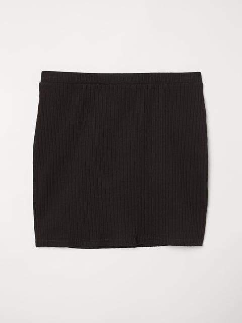 Юбка черная H&M 5046572