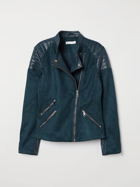 Куртка зелена H&M 5046573
