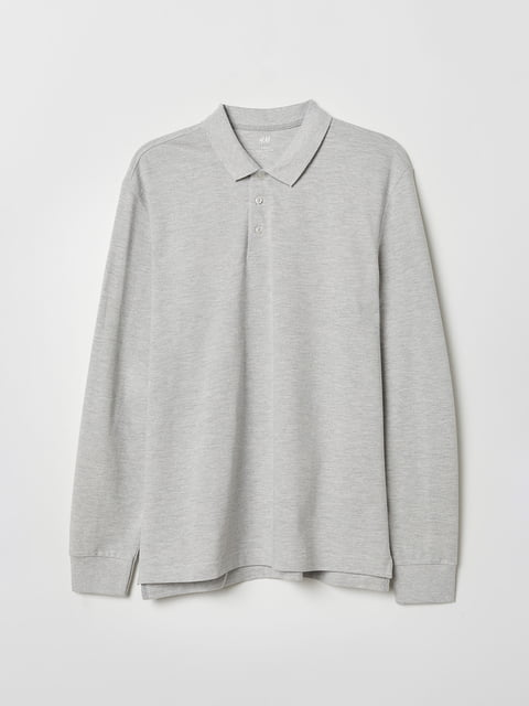 Джемпер сірий H&M 5046704
