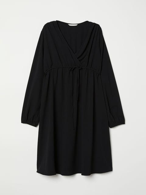 Платье черное H&M 5046721