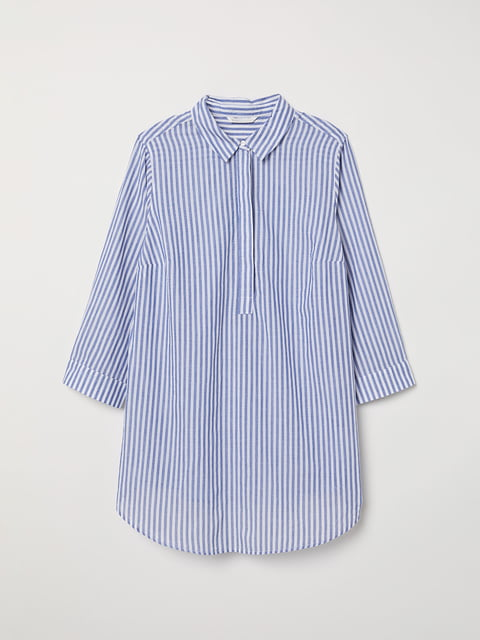 Рубашка в полоску H&M 5046760