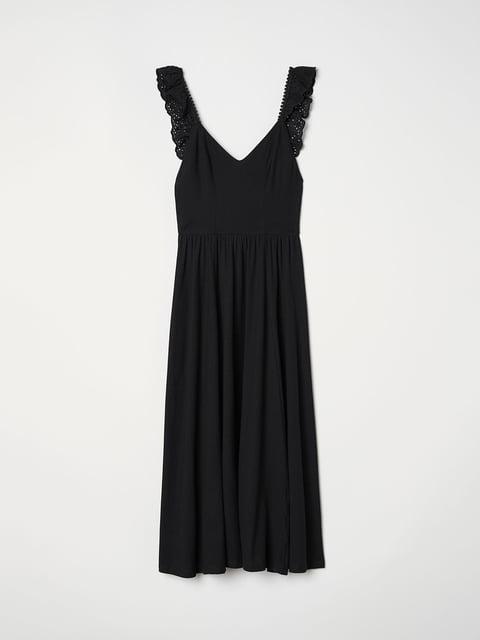 Сукня чорна H&M 5046789