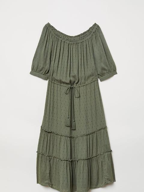 Сукня зелена H&M 5046821