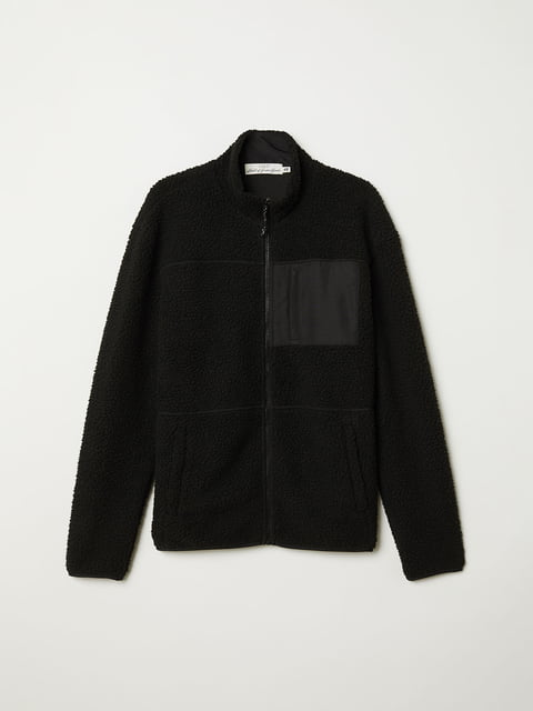 Кофта чорна H&M 5046856