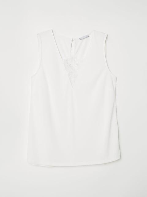 Блуза белая H&M 5046863