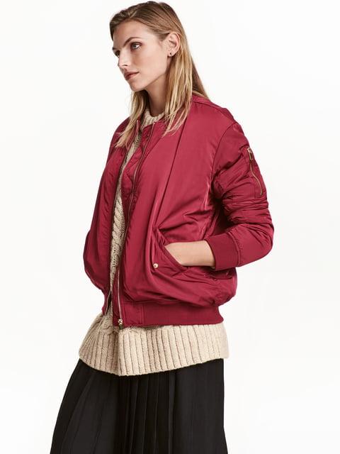Бомбер рожевий H&M 5047153