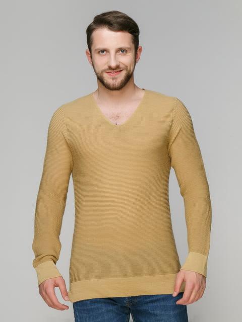 Пуловер пісочного кольору Zara 4506559