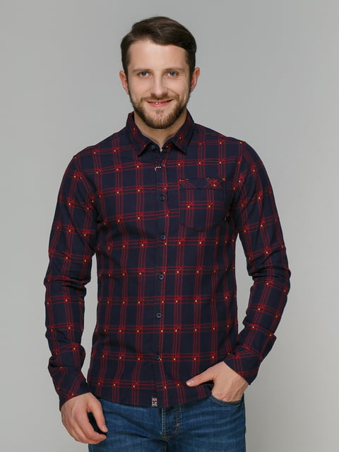 Рубашка клетчатая Lee Cooper 4767984