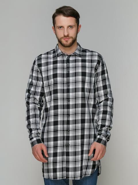 Рубашка в клетку Zara 4506484