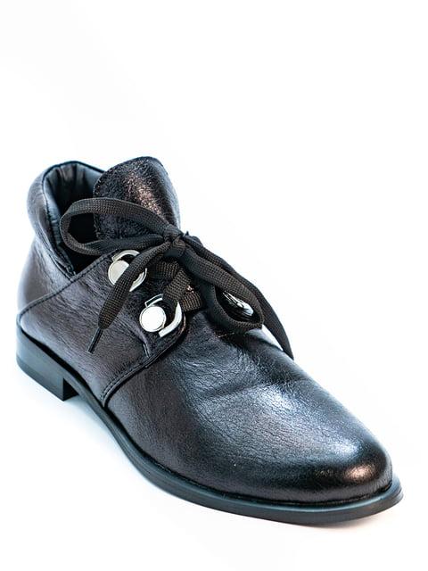 Туфли черные Kluchini 5056902