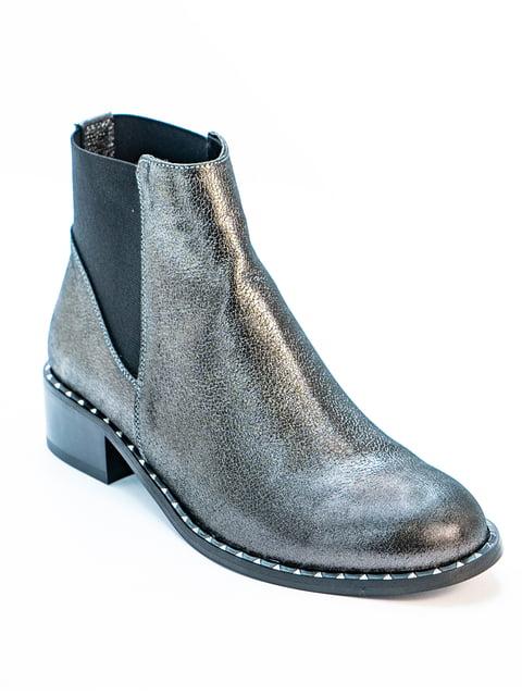 Ботинки цвета металлик Kluchini 5056940