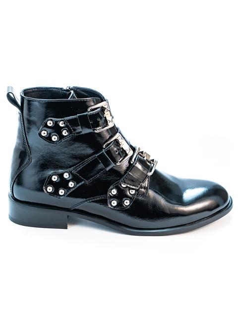 Ботинки черные Kluchini 5056941