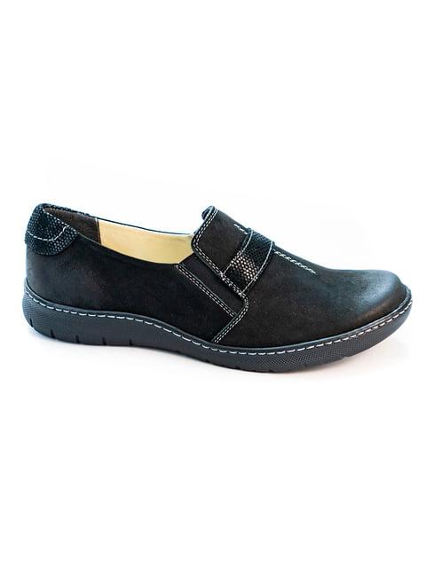 Туфли черные Steizer 5056945
