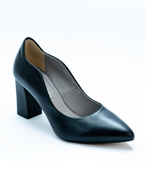 Туфли черные kaniowski 5056952