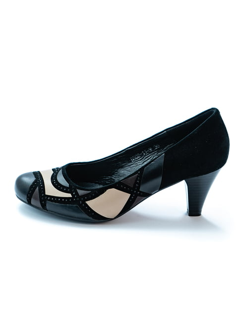 Туфли черные bigRope 5056969