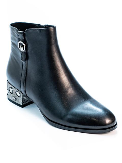 Ботинки черные Brocoli 5056971